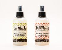 Dollylocks Organic Refreshening Dread Spray Rosemary Mint and Tea Tree Spearmint