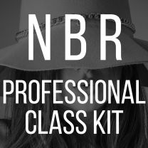 NBR Professional Class Kit logo close up