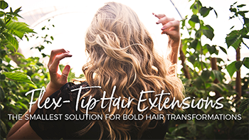 Flex-Tip Hair Extensions Online Course